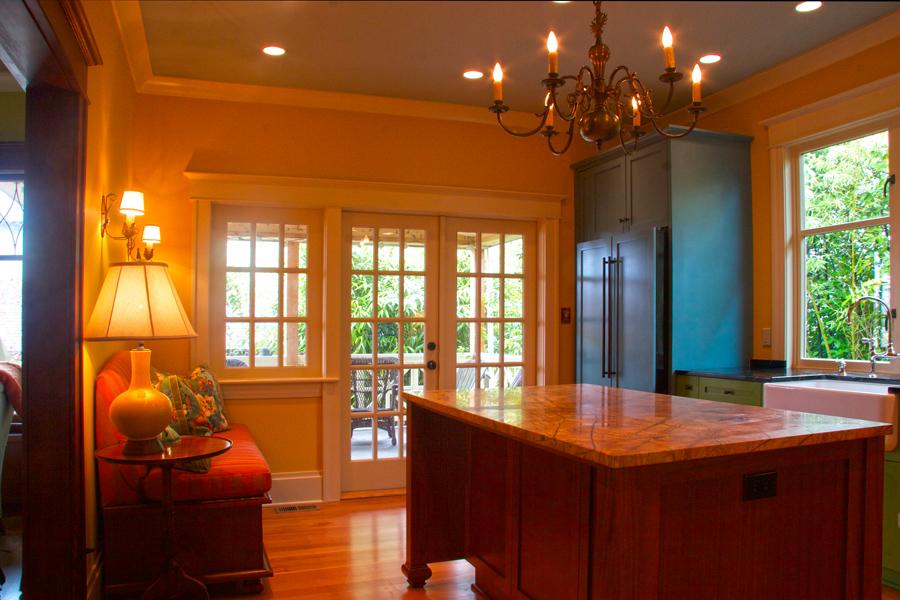 Leschi Craftsman Kitchen Remodel | Mary Hansen Design