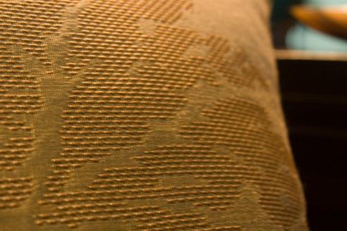 Pillow Fabric Detail