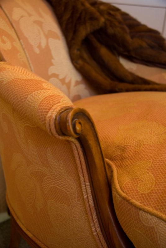 Chaise Detail