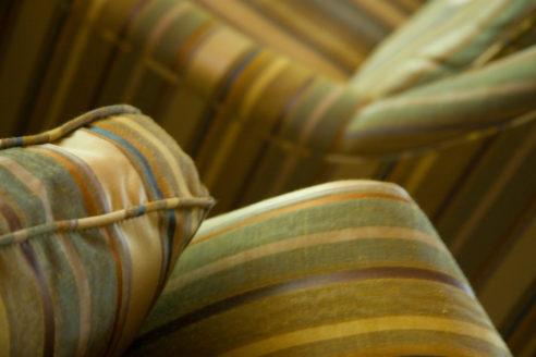Chair Fabric Detail