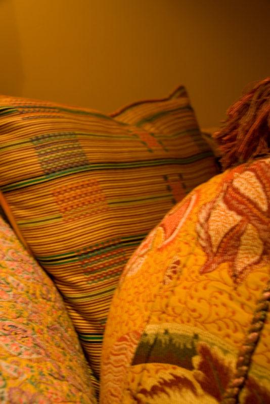Pillow Detail