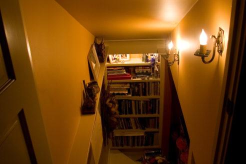 Upper Stairwell