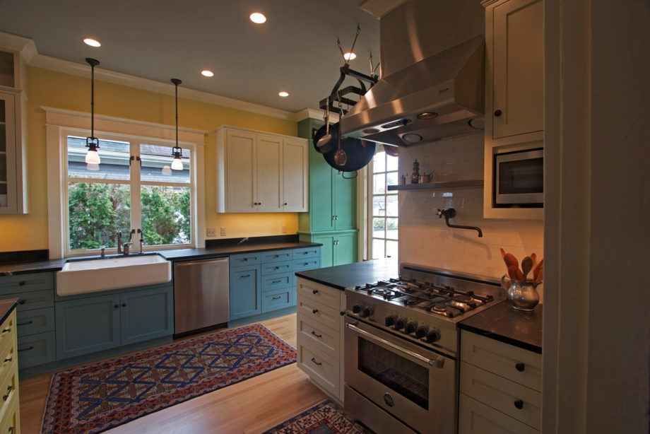 Overview of North Everett Kitchen Remodel