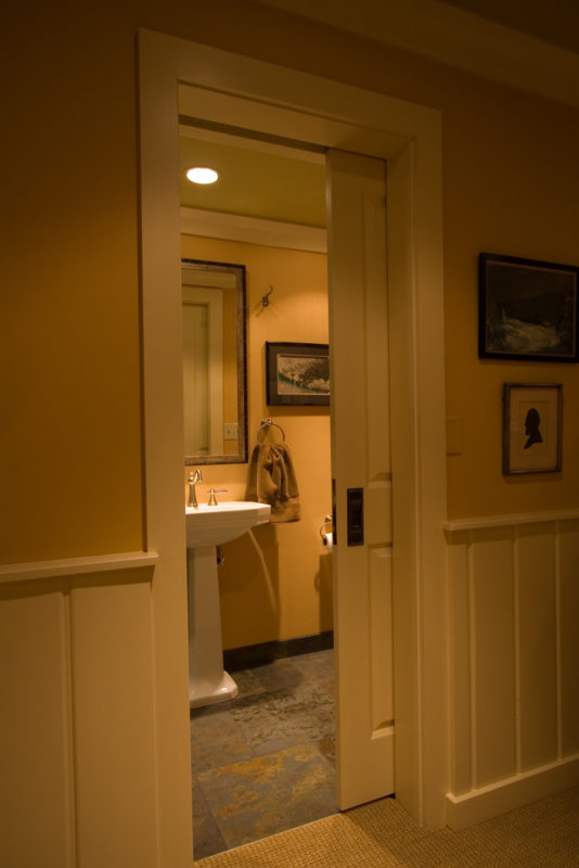 Bathroom Doorway